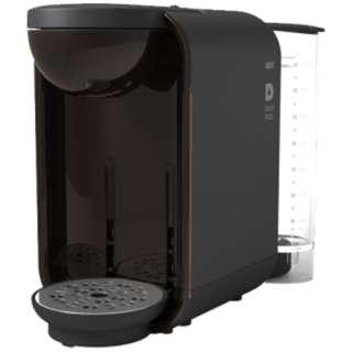 DP1-K カプセル式コーヒーメーカー DRIP POD(ドリップポッド) カフェブラック