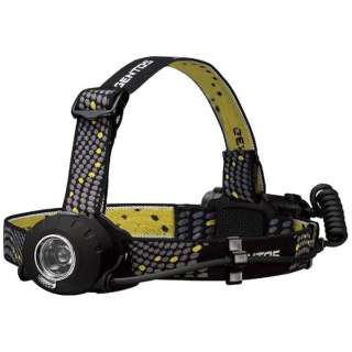 HW-000X ヘッドライト HEAD WARS(ヘッドウォーズ) [LED /単3乾電池×3]
