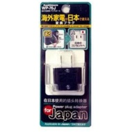 Conversion plug O2 for the country → A WP-76J