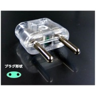 Conversion plug C type WP-53F which glitters for foreign countries