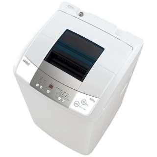 JW-K60M-W 全自動洗濯機 Live Series ホワイト [洗濯6.0kg /乾燥機能無 /上開き]