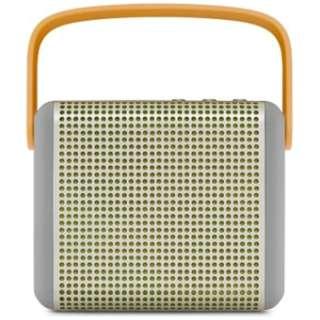 BTS1000SR ブルートゥース スピーカー BOOMAX シルバー [Bluetooth対応]