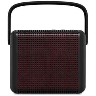 BTS1000BK ブルートゥース スピーカー BOOMAX ブラック [Bluetooth対応]