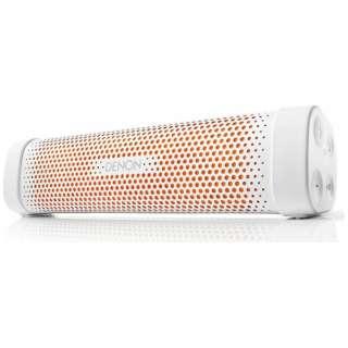 ブルートゥース スピーカー DSB-100 ホワイト [Bluetooth対応]