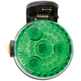 2WAY LED安全ライト グリーン SL02G