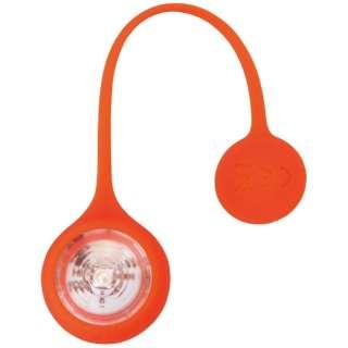 マグネットクリップ式LED安全ライト レッド SL01R