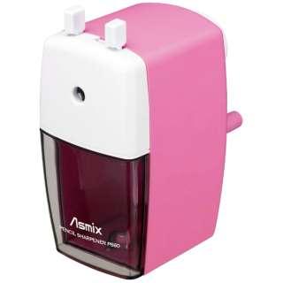 えんぴつけずりき ピンク PS60P