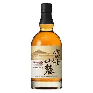 富士山麓 樽熟原酒 700ml【ウイスキー】