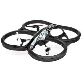 【ドローン】AR.Drone 2.0 Elite Edition(AR.ドローン 2.0 エリートエディション/スノー) HDカメラ付 クワッドコプター PF721931T