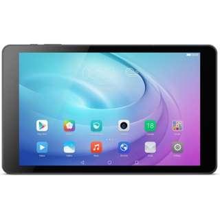 FDR-A01L Androidタブレット MediaPad T2 10.0 Pro ブラック [10.1型 /ストレージ:16GB /Wi-Fiモデル]
