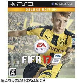 FIFA 17 DELUXE EDITION【PS3ゲームソフト】