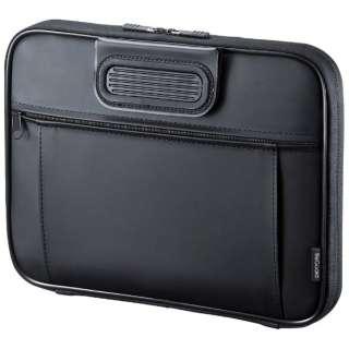 MacBook衝撃吸収インナーケース (ブラック) IN-HMAC13BK