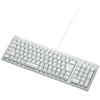 SKB-KG2WN キーボード コンパクト ホワイト [有線]