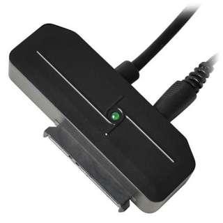 2.5インチ/3.5インチSATA HDD用アダプタ ACアダプタ付 SATA⇒USB3.0 USB3.0 新IC UASP対応 ガチャポンパッ!でデータ移動 OWL-PCSPS3U3U2 【バルク品】