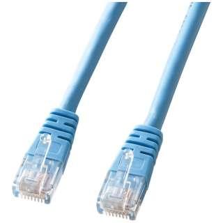 KB-T5Y-10LBN LANケーブル ライトブルー [10m /カテゴリー5e /スタンダード]