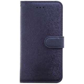 iPhone6 (4.7) 手帳型 CALF Diary ネイビー