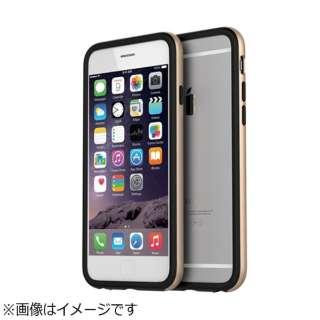 iPhone6 (4.7) Hue Bumper ゴールド+ブラック
