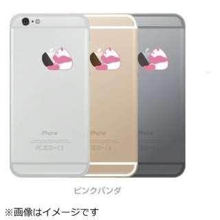 iPhone6 Plus (5.5) Applusアップラスハードクリアケース Pink IP6PAPPLUSPK ピンクパンダ