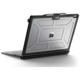 Surface Book用ケース (クリア) UAG-SFBK-ICE