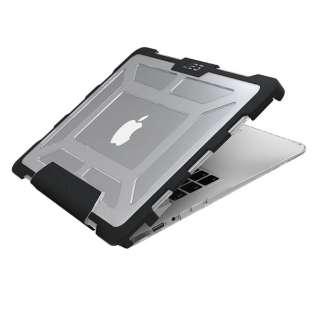 13インチMac Book Air用ケース (クリア) UAG-MBA13-A1466-ICE