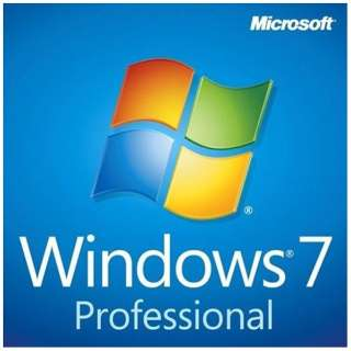 マイクロソフト DSP版 Windows 7 Professional SP1 32bit(日本語版)