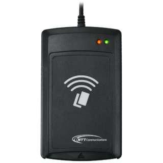 ICカードリーダライタ 接触・非接触両用型 USBタイプ(Win&Mac版) ACR1251DI
