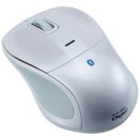 MUS-BKT111W タブレット対応 マウス Digio2 ホワイト [BlueLED /3ボタン /USB /無線(ワイヤレス)]