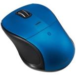 MUS-BKT111BL タブレット対応 マウス Digio2 ブルー [BlueLED /3ボタン /USB /無線(ワイヤレス)]