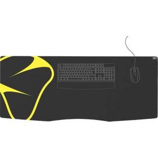 MNX-04-25004-G ゲーミングマウスパッド SARGAS