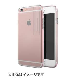 iPhone6/6s (4.7) LINKASE CLEAR ローズゴールド