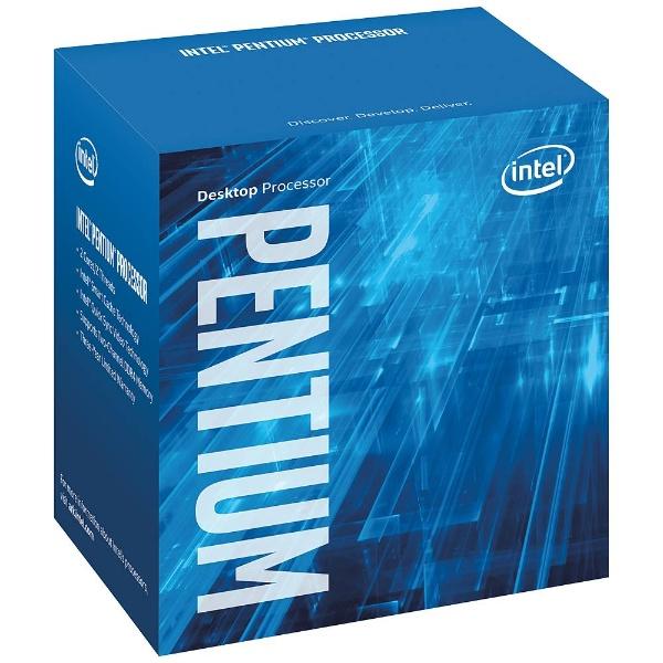 Pentium Dual-Core G4520 BOX