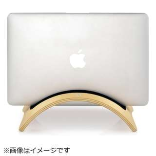 MacBook用 Twelve South BookArc md TWS-ST-000023c バーチ