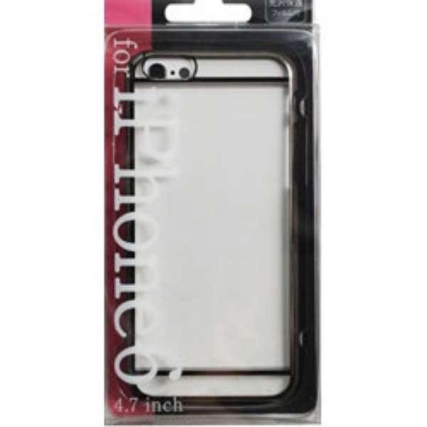 iPhone6 (4.7) PCジャケット サイドメッキ