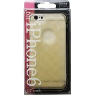 iPhone6 (4.7) PCジャケット ラメ加工