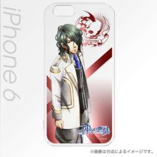 iPhone 6s/6用 キャラモード 神々の悪戯 ハデス PCM-IP6-3742