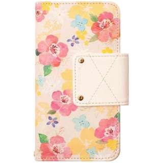 iPhone6 (4.7) 手帳型 Reason Ave. Flying Blossom Diary