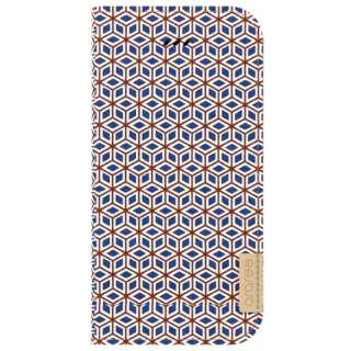 iPhone6 (4.7) 手帳型 Blossom Diary キューブ
