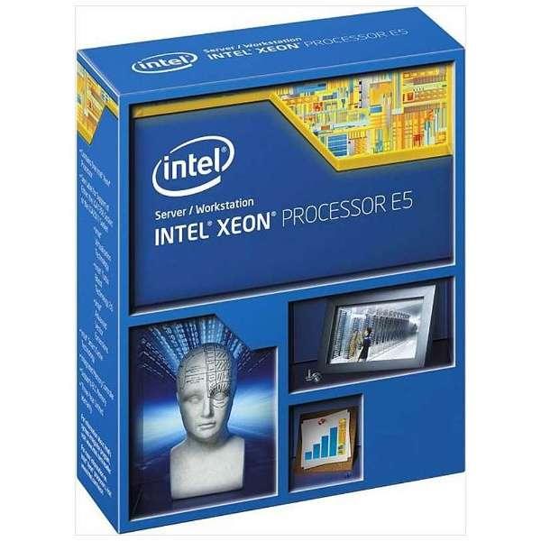 インテル XEON E5-2640V3 BX80644E52640V3 [CPU]
