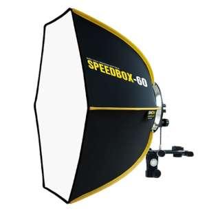 クリップオンタイプ スピードライト用ディフューザー SPEEDBOX-60