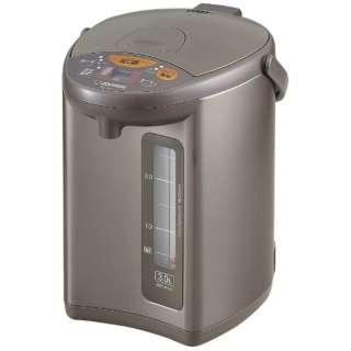 電気ポット メタリックブラウン CD-WU30 [3.0L /蒸気レス機能つき]