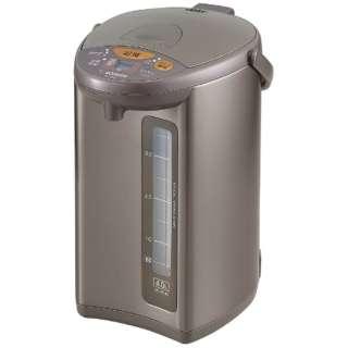 CD-WU40 電気ポット メタリックブラウン [蒸気レス機能つき /4.0L]