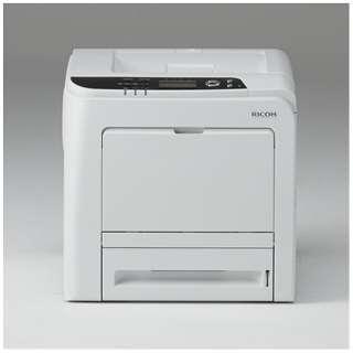 カラーレーザープリンター ホワイト RICOH SP C341 [はがき~A4]