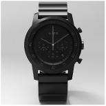 WN-WC01B ウェアラブル端末 wena wrist Chronograph ブラック