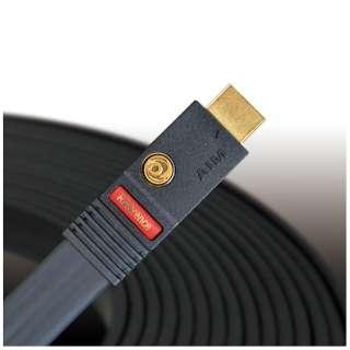 PAVA-FLR01MK2 HDMIケーブル [1m /HDMI⇔HDMI /フラットタイプ]