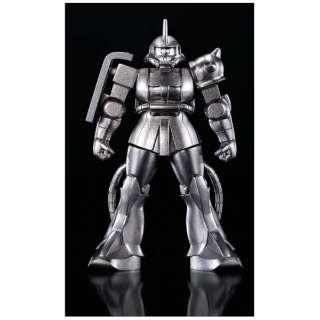 超合金の塊 ガンダムシリーズ GM-02:シャア専用ザクII