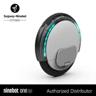 パーソナルモビリティ Ninebot One S2(ナインボットワン エスツー/ホワイト) 【組立商品につき返品不可】