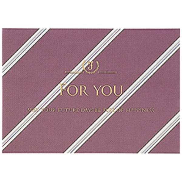 [グリーティングカード] ED箔エンボスカード ワインレッド E26-183