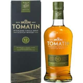 トマーティン 12年 700ml【ウイスキー】