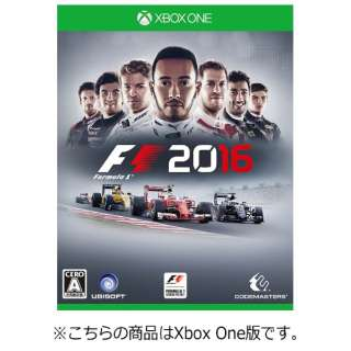 F1 2016【Xbox Oneゲームソフト】