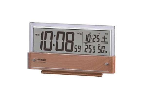 目覚まし時計おすすめ18選 セイコー SQ782B